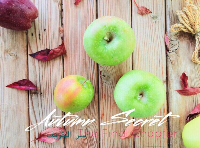 Autumn Apple Crumble and More Autumn Secret Memories cookin5m2 12